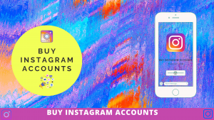 Buy Instagram accounts